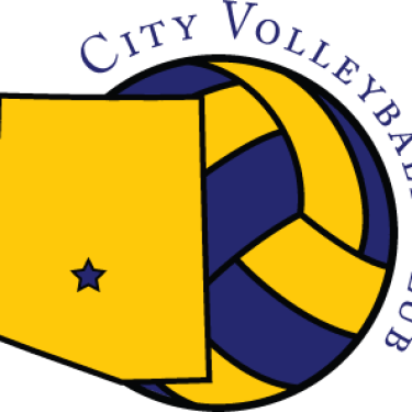 City Volleyball Club logo